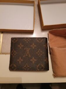 Louis vuittons wallet men new