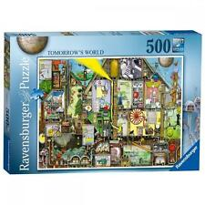 Ravensburger 14731 Colin Thompson Tomorrow's World 500 Pieces Jigsaw Puzzle