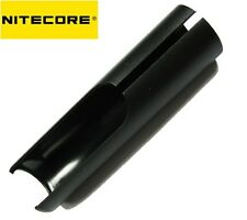 New Nitecore NBM1618 CR123 CR123A to 18650 Battery Converter Adapter Tube Holder