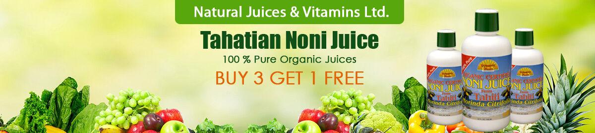 Natural Juices & Vitamins Ltd