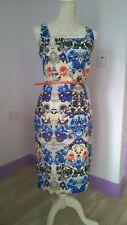 Next, Size 8, Floral Print Dress