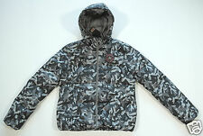 NEW ALL STAR CONVERSE Ladies Winter Jacket Hooded Jacket Size XS