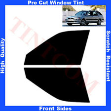 Pre Cut Window Tint Honda Civic 5 Doors Estate 1998-2001 Front Sides Any Shade