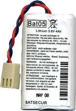 Batsecur BAT05 3,6V 4 Ah Batteria al Litio
