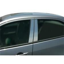 Fits The Hyundai Sonata 2006 - 2009 4pc Polished Stainless Steel  Pillar Post