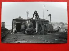 PHOTO  IRISH LOCOS AT SHED GRAND CANAL ST DUBLIN 14/10/51