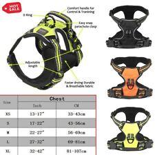 High-grade No-pulling Dog Pet Harness Pet Vest Padded Handle Night Reflective 3M