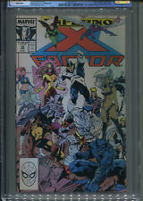 X-Factor #39  CGC 9.8    X-Men Sabretooth Mr Sinister Appearance   FREE SHIPPING
