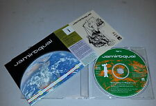 Single CD Jamiroquai-Emergency On Planet Earth 1993 4. tracks 88