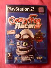 Boîte sans jeu : Crazy Frog Racer 2 sur PS2 ( Envoi gratuit !)