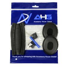 Replacement Headband Ear Cushion Pad Combo for Bose® QC3 Headphones