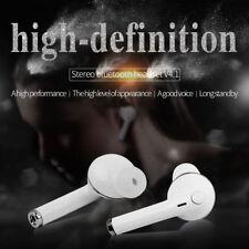 Wireless Earbud Bluetooth 4.1 Earphone Mini Headset Headphone For iPhone Samsung