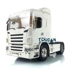 1/14 Hercules 2Axle RC Scania Tractor Truck Midtop Trailer KIT Motor Model 801