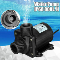 12/24V Water Pump Circulation Water System Pool mini submersible water pump