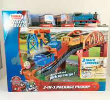 Fisher Price TTTE Thomas & Friends Track Master 3 in 1 Package Pickup *NEW*