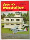 AEROMODELLER  Magazine April 1969 TOPSY .375 c.c. DIESEL build your own pt3