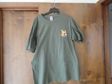 Breckenridge Snowboarding tee shirt xlrg pre owned