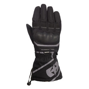 Oxford Montreal Waterproof  Motorcycle Gloves Black SRP£49.99   Mens size Small