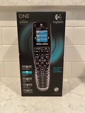 Logitech Harmony One Touch Remote Control LCD Screen Controls 15 Devices TESTED!