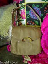 Vintage Pretty GUCCI Lizard Exotic Skin Handbag Purse Kelly Bag Accessory RARE