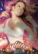 """NEW POSTER Mariah Carey Glitter Canada different date Aug. 21, 01  (27"""" x 19"""")"""