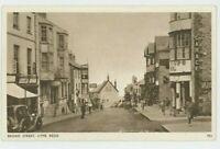 Broad Street Lyme Regis Dorset Dearden & Wade 793 Postcard, C026
