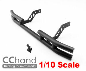 CC HAND METAL REAR Bumper  For RC4WD 1/10 TF2 Trail Finder 2