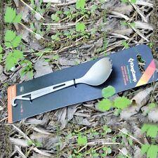 Ultralight 0.56 oz Titanium Spork Spoon Fork W/ Bottle Opener 3 in 1 Utensils