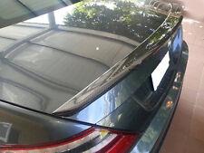 1 Carbon Mercedes R172 Trunk Deck Lip Spoiler A SLK200 SLK250 SLK350