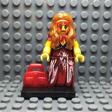 Carrie Custom Minifigure Horror Movie Minifigures Stephen King LEGO Compatible