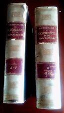 Dictionnaire du Commerce et des Marchandises - Dizionario del commercio 1837/39
