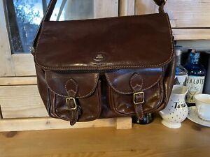 The Bridge Leather Bag / Shoulder/Hand