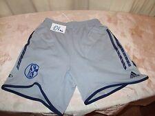FC Schalke 04 Original Adidas Kinder Ausweich Trikot Hose/Short 2005/06 Gr.140