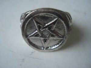 pentagon ring