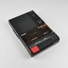 Philips D6350 Cassette Recorder - Vintage Tape Recorder - Cassette