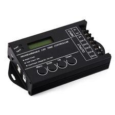 TC420 Controller LED RGB programmabile a tempo DC12V-24V 5Channel Dimmer di C PQ