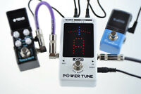 JOYO JF-18 Power Tune Multi Power Supply Chromatic Guitar Pedal Tuner