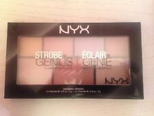 NYX Professional Makeup - Strobe Of Genius Illuminating Palette (20g)