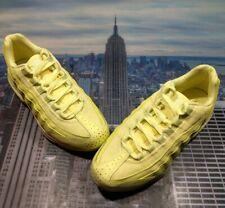 Nike Air Max 95 SE Citron Tint/White GS Grade School Size 7Y AJ1899 800 New