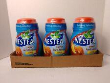 3 x Nestea Sweet Iced Tea Mix Lemon 45.1 oz Discontinued New Sealed 8/2020