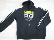 VTG COLUMBUS CREW Adidas Hoodie Sweatshirt Mens Size (L) Soccer Futbol Team