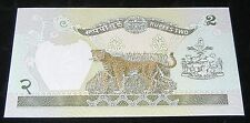 A BEAUTIFUL Nepal Banknote ~ 1981 Two RUPEE Note (CRISP FINE CONDITION)