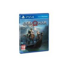 VIDEOGAMES GOD OF WAR PS4 2018 DVD ITALIANO GIOCO UFFICIALE ITALIA PLAYSTATION