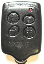 Keyless remote entry keyfab 4btn J5523518T1 Black Widow transmitter opener red