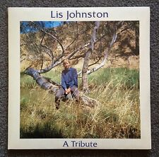 LIS JOHNSTON - A TRIBUTE - ORIGINAL OZ PRESS BRUNSWICK LABEL FOLK 2LP