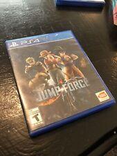 Fuerza De Salto-edición estándar (Sony PlayStation 4, 2019) PS4