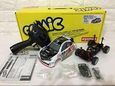 NEW Rare R/C Kyosho MINI-Z  COMIC Racer  READYSET SUBARU WRX STI from Japan F/S