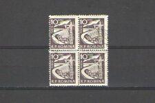 Q5028 - ROMANIA 1960 - QUARTINA USATA N. 1692 - VEDI FOTO