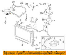 GM OEM Radiator-Pipe 10189205