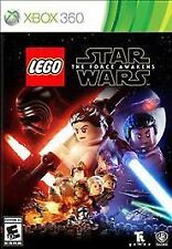 LEGO Star Wars The Force Awakens RE-SEALED Microsoft Xbox 360 GAME